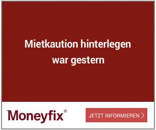 Moneyfix® beste Mietkautionsbürgschaft